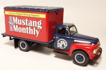Mustang Monthly First Gear 1951 Ford F6