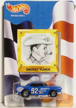Smokey Yunick's Nascar Stock Car Race Car