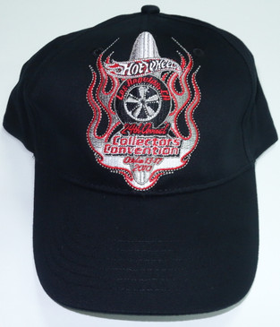 Hot Wheels 24th Annual Collectors Convention Baseball Cap