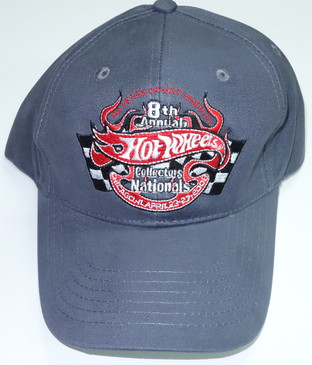 8th Hot Wheels Collectors Nationals Baseball Cap