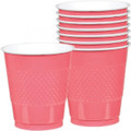 Festive Occasion 12 Ounce Plastic Cups Available in 28 Colors.