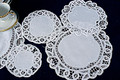 Round White Paper Doilies Available in 8 Sizes. Packed 250-1000 in a Case