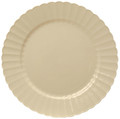 Resposables 9 Inch Plastic Luncheon Plates Available in 3 Colors. Packed 180 to a Case.
