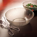 2 Gallon (256 Ounces) Round Serving Bowls Available in 3 Colors. Packed 12 to a Case.
