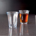 Small Wonders 2 Ounce Shooter Glasses. Packed 200 to a Case