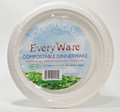 EveryWare Biodegradable 9 Inch Luncheon Plates - Case of 144
