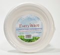 EveryWare Biodegradable 7 Inch Salad or Dessert Plates - Case of 144