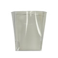 Maryland Plastics Square 9 Ounce Cups. Packed 14 or 168 Glasses to a Case.