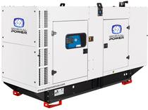 250 KW JOHN DEERE powered Generator 313 KVA, Three phase, GENPOWERUSA J250UC3-IV
