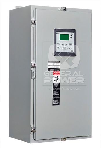 Asco 104 Amp Transfer Switch 3 Pole Automatic Ats Series