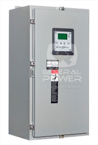 ASCO 150 AMP Transfer Switch 4 Pole Automatic ATS Series 300 3ATSB30150DG0C
