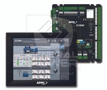 SDMO APM802 Digital Control Panel