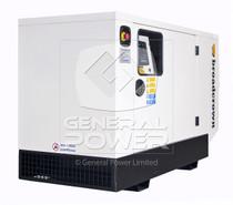 18 KW YANMAR Generator 18 KVA, Single phase, BROADCROWN ACBCY18-60SPT4