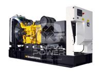 350 KW VOLVO Generator 438 KVA, Three phase, BROADCROWN BCV350-60T3F
