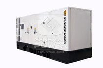 500 KW CUMMINS Generator 625 KVA, Three phase, BROADCROWN ACBCC500-60T2F