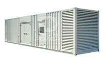 1200 KW MTU Generator 1500 KVA, Three phase, BROADCROWN ACBCMU1200S-60T2F