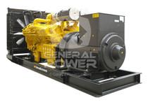 2200 KW CUMMINS Generator 2750 KVA, Three phase, BROADCROWN BCC2200S-60T2F