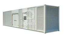 2500 KW MTU Generator 3125 KVA, Three phase, BROADCROWN ACBCMU2500S-60T2F