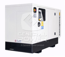 14 KW YANMAR Generator 18 KVA, Three Phase, BROADCROWN ACBCY14-60