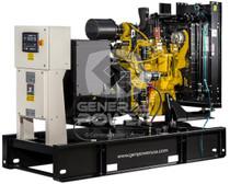 40 KW JOHN DEERE Generator 50 KVA, Three Phase, BROADCROWN BCJD40-60