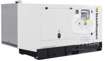 100 KW CUMMINS Generator 125 KVA, Three Phase, BROADCROWN ACBCC100-60