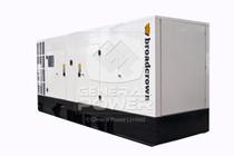 450 KW CUMMINS Generator 563 KVA, Three Phase, BROADCROWN ACBCC450-60