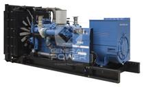 PHOTO MTU GENERATOR 1000 KW X1000UC2 II