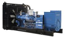 PHOTO MTU GENERATOR 1200 KW X1200UC2 II