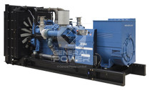 PHOTO MTU GENERATOR 800 KW X1000C II