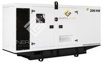 John Deere powered generator 200 kw GP-J200-60T3-SA epastationary