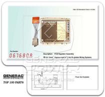 Generac 067680ASRV Voltage Regulator AVR