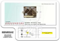 Generac 0922340SRV Voltage Regulator AVR