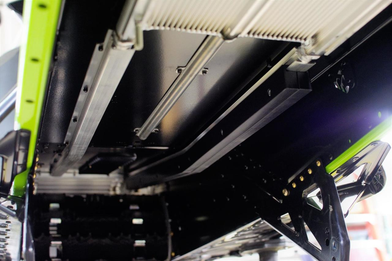 Yamaha Sidewinder Tunnel Protector