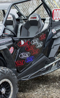 STM Powersports Decal