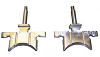 Ski-Doo 800R Billet Exhaust Valve Set
