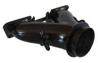 2004-17 Straightline Performance Ski-Doo 500SS/600 Carb Y-Pipe - Hi-Temp Black