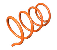STM Torsional Tuner Driven Orange Spring