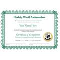 HWO Level One Ambassadors Certification Test (PDF Download)