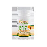 B17/Amygdalin 100mg Capsules (C-Cure) (100 Capsules)