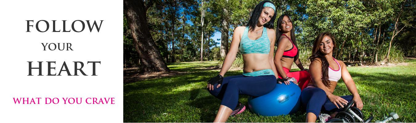 Womens fitness apparel