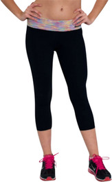 fitness tights front