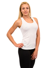 women's gym singlet top