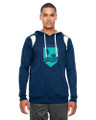 Lakeside Soccer - Color Block Hoodie, Mens/Youth