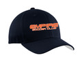 Empire FlexFit Hat, Front, Navy