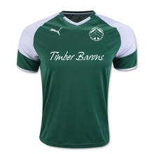 Puma Borussia Jersey, Green, Front - Timber Barons