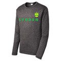 Lynden HS Boys Soccer - Long-sleeve Tech Shirt