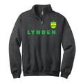 Lynden HS Boys Soccer - Quarter Zip Sweatshirt