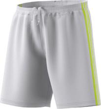 adidas Condivo 18 Goalie Shorts, Front, Grey/Neon Yellow