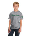 Timber Barons Training T-Shirt, Front - Sport Grey, Youth