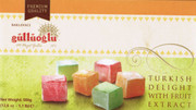 Turkish Delight With Fruit Extract - Karisik Meyveli Kus Lokumu